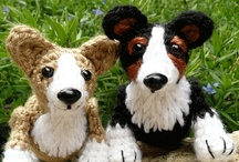 Crocheting-Happy Creatures! / by marybeth mainard-giffin