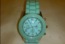 Geneva Watch / Geneva Silicone Watch la doar 30 RON