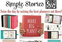 Simple Stories / Life Documented scrapbooking. Page planner and scrapbooking ideas using Simple Stories product / by All Scrapbook Steals