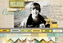 Echo Park / crafting ideas using Echo Park product / by All Scrapbook Steals