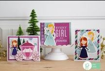 Pebbles / Darling Ideas using Pebbles Inc. Products. Cards, Scrapbook Pages, Party ideas and more! / by All Scrapbook Steals