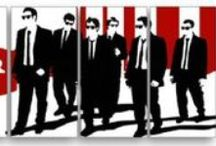 Mafia & Gangster Canvas Art / Mafia and gangster canvas prints and paintings from Modern Canvas Art - http://www.modern-canvas-art.com
