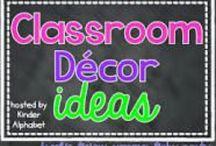 Classroom Ideas  / Classroom Decor, ideas, and more.