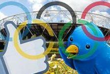 Socialympics / Over de Socialympics in 2012 in Londen en de Selfielympics in 2014 in Sotsji. / by Rowena van de Vossenberg