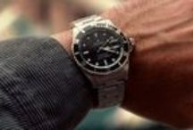 watches / Appearances by watch Brands in entertainment.