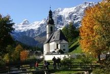 Austria & Germany / Inspirational ideas and travel planning advice for trips to both Austria and Germany.