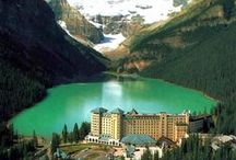 Canada / Inspirational ideas and trip planning for travel to Canada