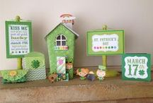 St Patricks / by All Scrapbook Steals