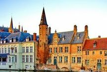 Belgium, The Netherlands & Luxembourg / Travel Inspiration and trip-planning tips for visiting Belgium, The Netherlands and Luxembourg