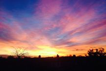 I take many sky pics  / A lot of sky. Sometimes scenery.
