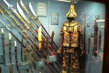 Chinese Armor and Weapon / 中国铠甲和武器 / by raven ocean