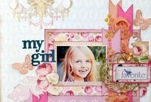 Cool Scrapbook Layouts / Cool Scrapbook Ideas for layout's from all over the web. Love a layout simply use the idea to create your own beautiful creation!