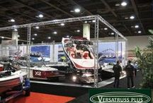 Display Truss / Check out the latest applications for Display Truss From VersaTruss Plus 1 (888) 291 2989 #display #truss