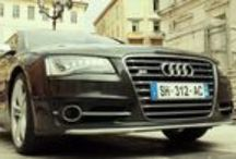 Audi / Appearances by the Audi Brand in entertainment.