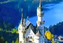 "Travel - Germany / ""A German is someone who cannot tell a lie, without believing it himself."" _Theodor Adorno"