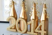 New Years Eve / Fun ideas using scrapbook and party supplies / by All Scrapbook Steals