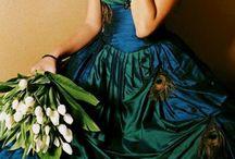 Peacock Wardrobe / by Glenda Goodwhich