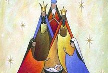 Nativities / Oh! come let us adore him