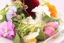 Edible gardening / Edible plants - herbs, flowers, etc