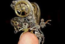 Steampunk / Steampunk: Where science, fantasy and fiction come together...like clockwork