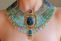 Egyptian Jewelry / by Glenda Goodwhich