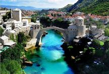 Travel - Bosnia & Herzegovina / You tell to somebody, where you are from and you end up explaining the entire history of Bosnia