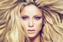 Shakira / Dedicated Shakira, the Colombian singer, dancer, songwriter, record producer, choreographer and model. / by DamiGol