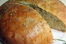 "Breads / ""All sorrows are less with bread."" _Miguel de Cervantes Saavedra"