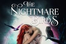 The Nightmare Birds / Images that inspired or remind me of my YA Fantasy book The Nightmare Birds (Book II in the Strange Luck series). You'll also find lots of fun extras here. http://www.amieirenewinters.com/the-nightmare-birds.html