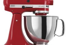 KitchenAid / My 'Red Diablo' and I: partners in crime