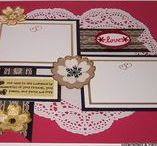 Pre-made Scrapbook Layouts / #ColorScrapbookSketches, #Homemade, #ScrapbookPages, #ScrapbooKidIdeas, #ScrapbookSketches, #ScrapbookLayoutIdeas, #ScrapbookLayouts, #StartingPoint, #PremadeScrapbookPages, #PremadeScrapbookLayouts,