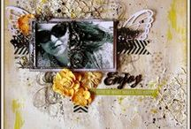 Women & Girl Layouts & Crafts / #Girllayouts, #Scrapbookinggirllayouts, #Scrapbooking, #ScrapbookingGirlprojects, #Girl, #Daughterlayouts, #Scrapbookingwithflowers,#Scrapbookflowers, #ShabbyChic, #Daughter