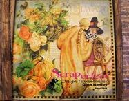 Thanksgiving & Fall Crafts & Layouts / #ThanksgivingCards, #Thanksgiving, #ThanksgivingScrapbookLayouts, #ThanksgivingPages, #ThanksgivingCrafts, #FallScrapbooking, #FallLayouts, #FallPages, #FallCrafts, #FallCards. #ThanksgivingDecorations, #FallDecorations,