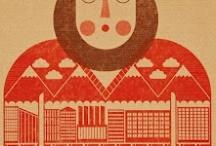 graphics & illustrations / by Danai Lama