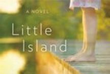 """Little Island / Imagined scenes from my novel, Little Island. """"[A] deeply compassionate story of an extended New England family beleaguered by loss, misunderstandings, and terrible secrets... [Britton] understands how, through love, the human heart can overcome just about anything."""" - Frank Howard Mosher www.katharinbritton.com"""