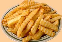 French Fry Diary / Everything you wanted to know about French fries, and more - potato chips, recipes, onion rings, fast food, and good food - all aspects of the potato and fried food, and especially where the two meet.