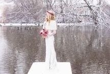 Winter wedding inspo