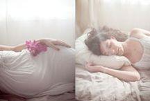 Pregnant inspo / Inspirasjon til fotoshoot av gravide modeller