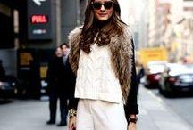 Olivia Palermo / Street Fashion