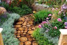 Plants, gardens, greenhouses
