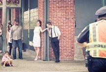 Urban wedding inspo