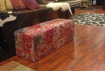 Tapijten / stylish rugs * bohemian meets modern* industrial meets softness*