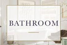 • BATHROOM •