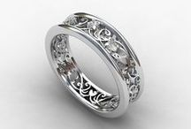 Wedding Rings, Wedding Bands / Wedding Ring ideas