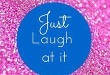 Laugh At It! / Some days ADHD is so hard you have to just laugh or you will CRY! Come have a laugh with me : www.3withadhd.com