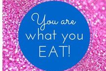You are what you eat! / You've probably heard it 100's of times, bu you are what you eat! To see more go to www.3withadhd.com