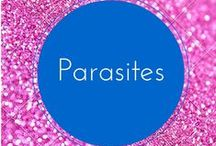 Parasites / Learn more about parasites at www.3withadhd.com