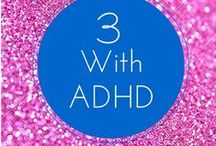 MY BLOG - 3WITHADHD / Follow my journey to healing my two children from food sensitivities, ADHD, Sensory Processing Disorder, LYME and PANDAS while also dealing with my own chronic auto-immune conditions! Visit our blog at www.3withadhd.com