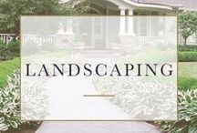 OUTDOOR  •  landscaping