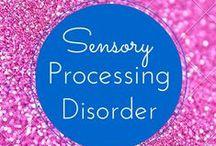 SPD Sensory Processing Disorder / Ways to help with Sensory Processing Disorder (SPD)